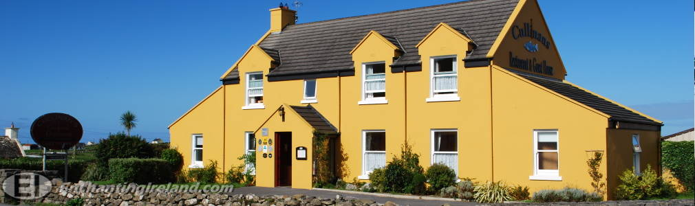 Ireland Bed & Breakfast Accommodations