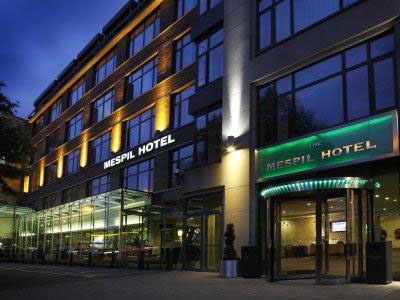Ireland Self Drive Hotel Mespil Hotel