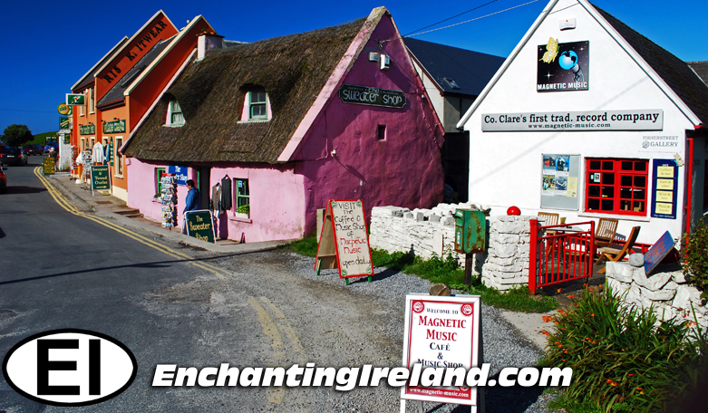#2 Doolin Village Sites and Attractions