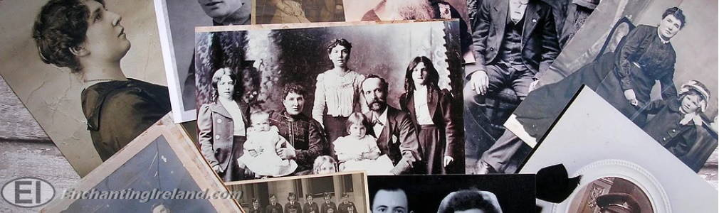 Ireland Irish Genealogy
