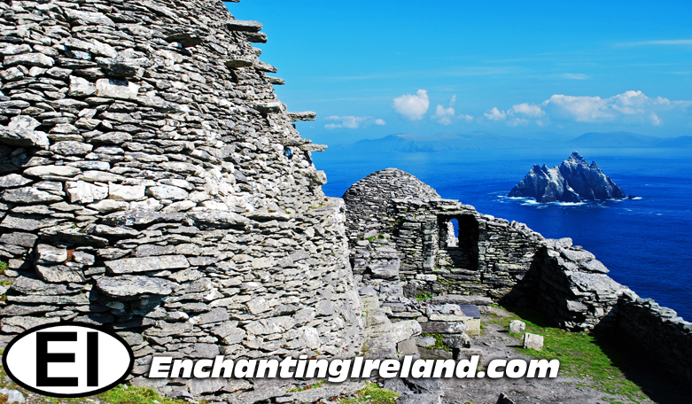 #4 Skellig Michael Sites and Attractions